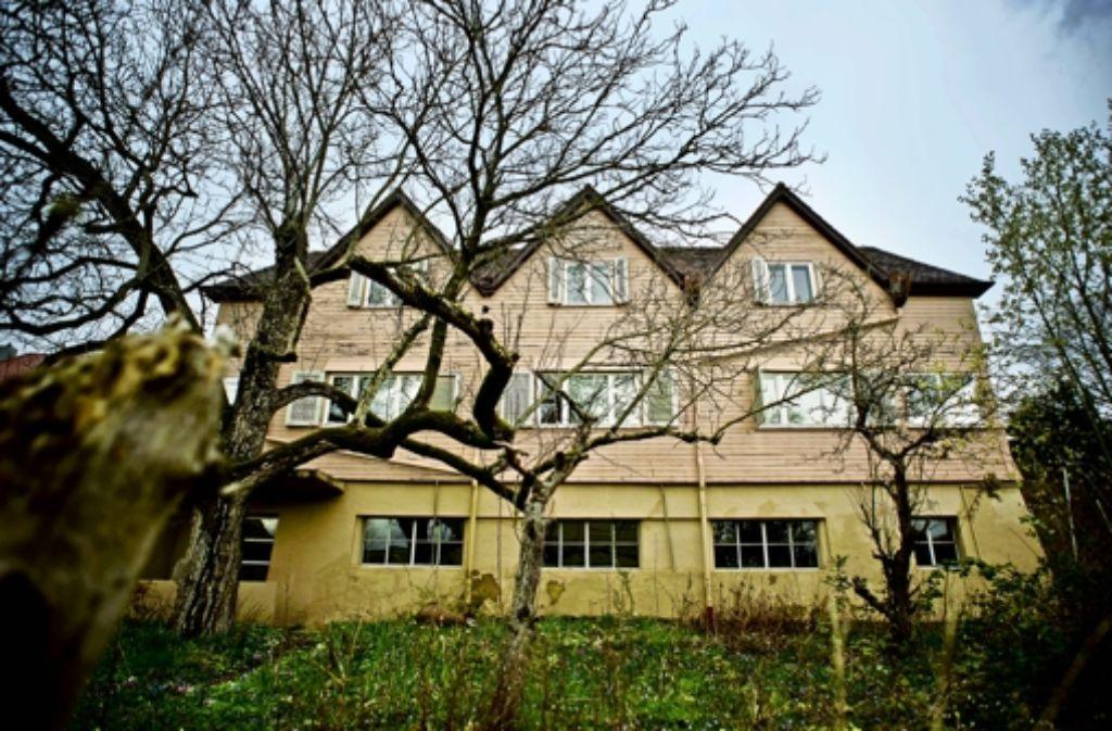 Vor allem die Innenausstattung des  Hauses Gugel ist für die Denkmalpfleger so außergewöhnlich, dass sie das Gebäude gerne erhalten würden. Foto: Lichtgut/Max Kovalenko, RP Stuttgart (2)