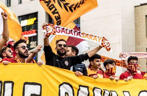 Galatasaray zum 22. Mal türkischer Fußball-Meister