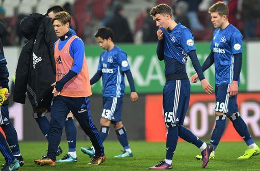 HSV wieder im Chaos – Hoffenheim verspielt Sieg