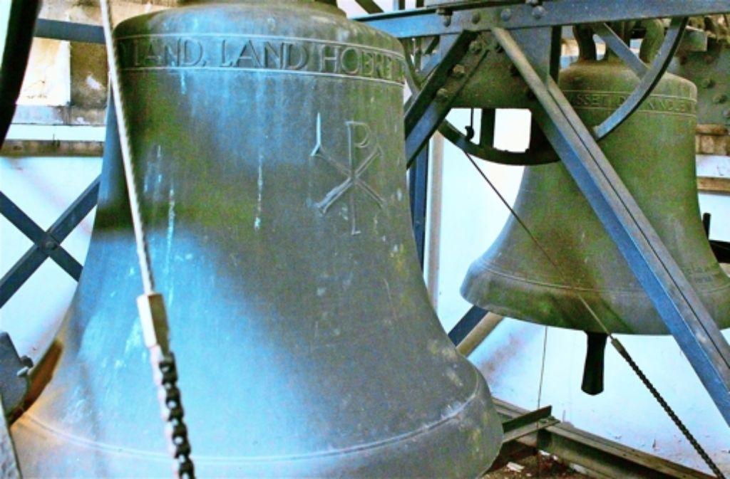 In Zukunft läuten die Glocken an der Oberwiesenstraße morgens erst um acht statt um sieben Uhr. Foto: privat