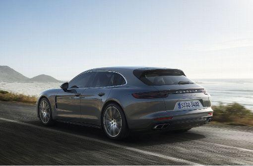 Neuer Porsche-Kombi und Sportwagen von Mercedes