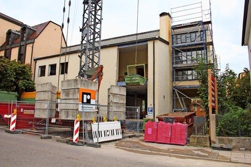 Das Bonhoeffer-Haus  wird zum Kinderhaus