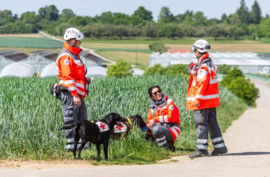Am Donnerstagnachmittag die große Erleichterung: Der vermisste Junge wurde von der Polizei aufgegriffen. Foto: 7aktuell.de/Moritz Bassermann