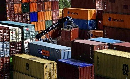 Containerterminal soll wachsen