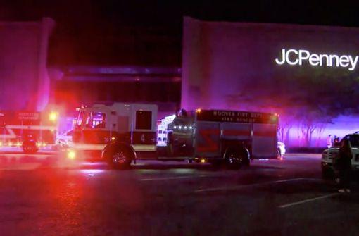 Schüsse in Einkaufszentren – Polizei erschießt offenbar den Falschen