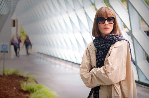 Cate Blanchett gerät in eine Lebenskrise