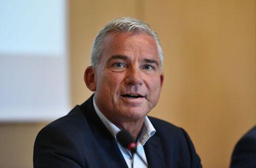 Thomas Strobl als CDU-Vorsitzender in Baden-Württemberg bestätigt