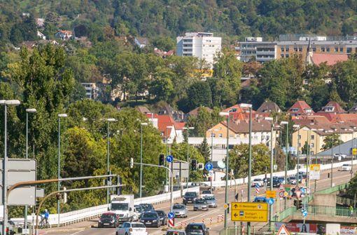 Adenauerbrücke wird notdürftig geflickt