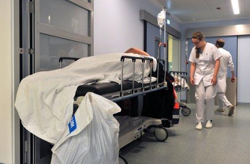 Wie zufrieden sind die Patienten mit den Südwest-Krankenhäusern? Foto: dpa