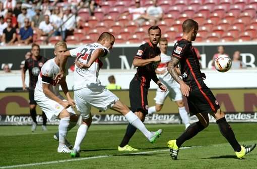 VfB verliert 1:4 gegen Frankfurt