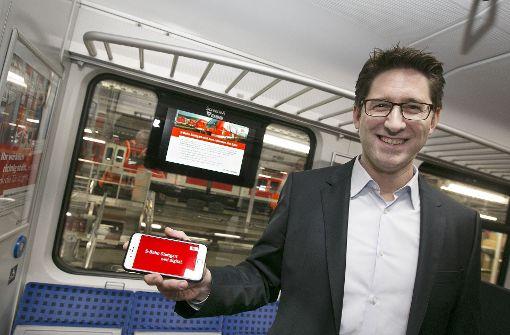 S-Bahn will digital besser informieren