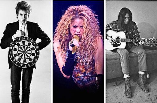 Warum die Rockstars  ihre Songrechte verkaufen
