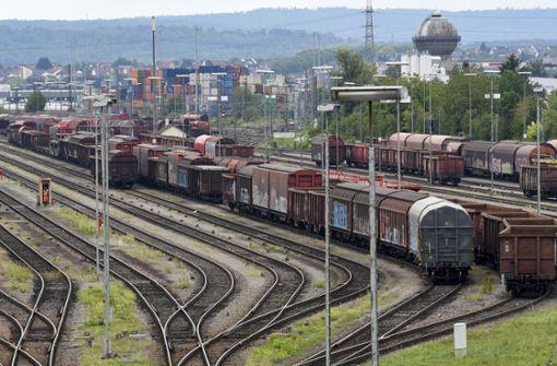 Bund investiert in Containerbahnhof