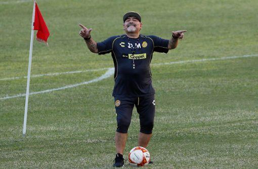 Ex-Fußballstar braucht Prothesen in seinen Knien