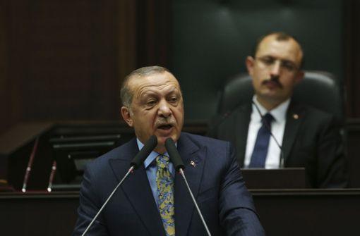 """Erdogan spricht von einem geplanten und """"brutalen Mord"""""""