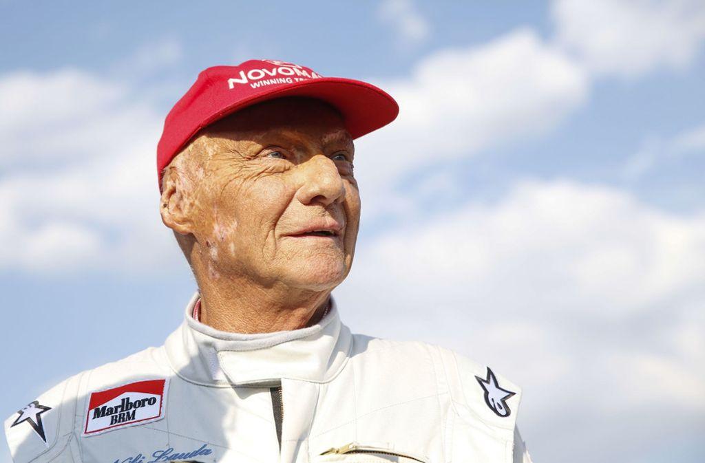 Formel-1-Legende Niki Lauda ist im Alter von 70 Jahren gestorben. Foto: AFP