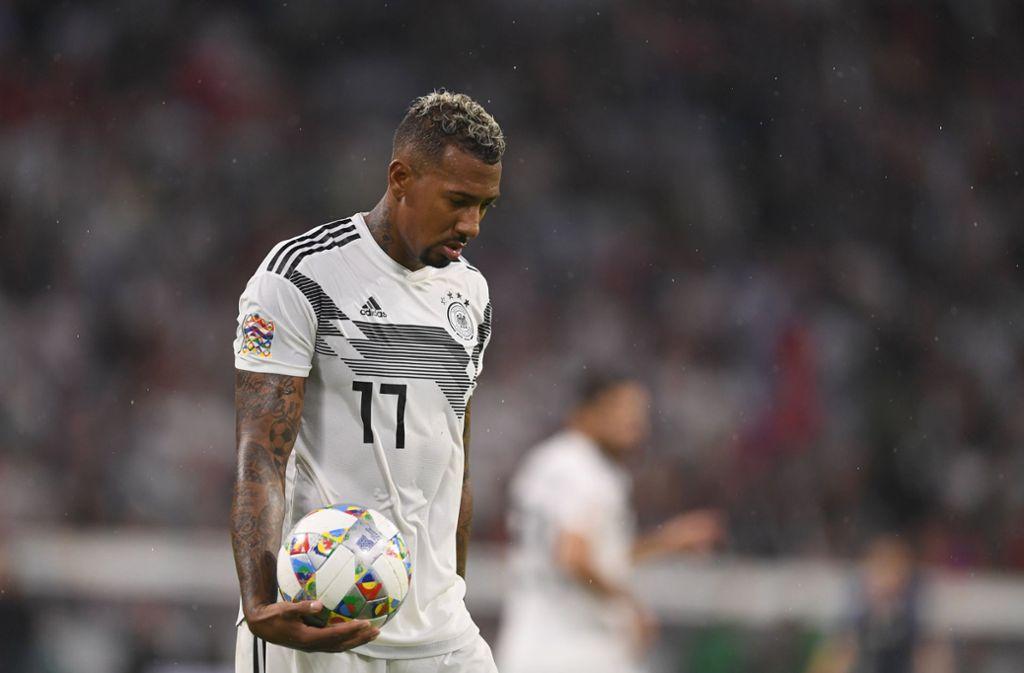 Jerome Boateng muss seinen Platz in der Nationalmannschaft räumen. Foto: dpa