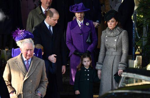 Prinz Philip fehlt beim Weihnachtsgottesdienst