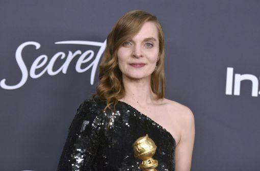 Die Oscar-, Grammy-, Emmy- und Golden-Globe-Gewinnerin
