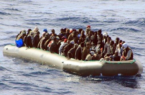 Deutschland nimmt derzeit die meisten Flüchtlinge auf. Foto: dpa