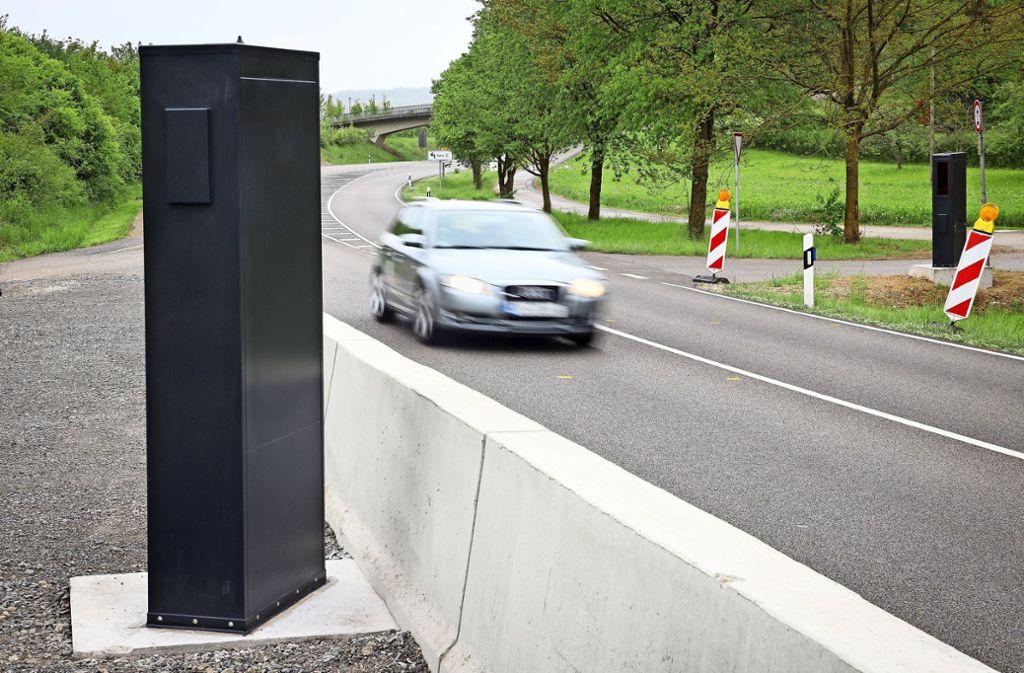 Die Mauer war umstritten. Foto: factum