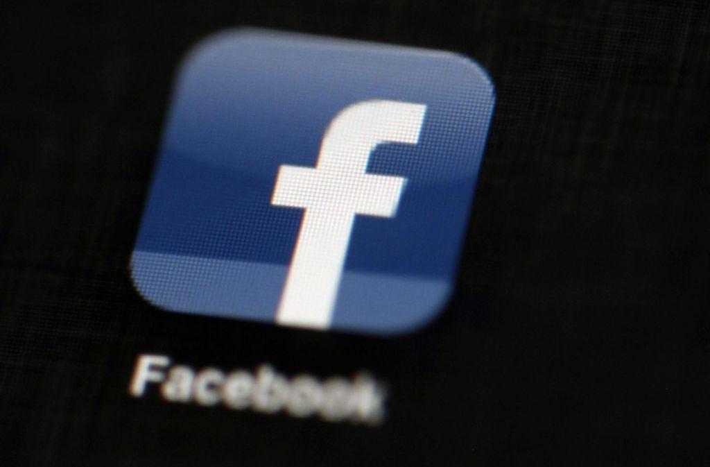 Facebook hat sämtliche Propaganda-Konten auf seiner Plattform gelöscht (Symbolbild). Foto: AP