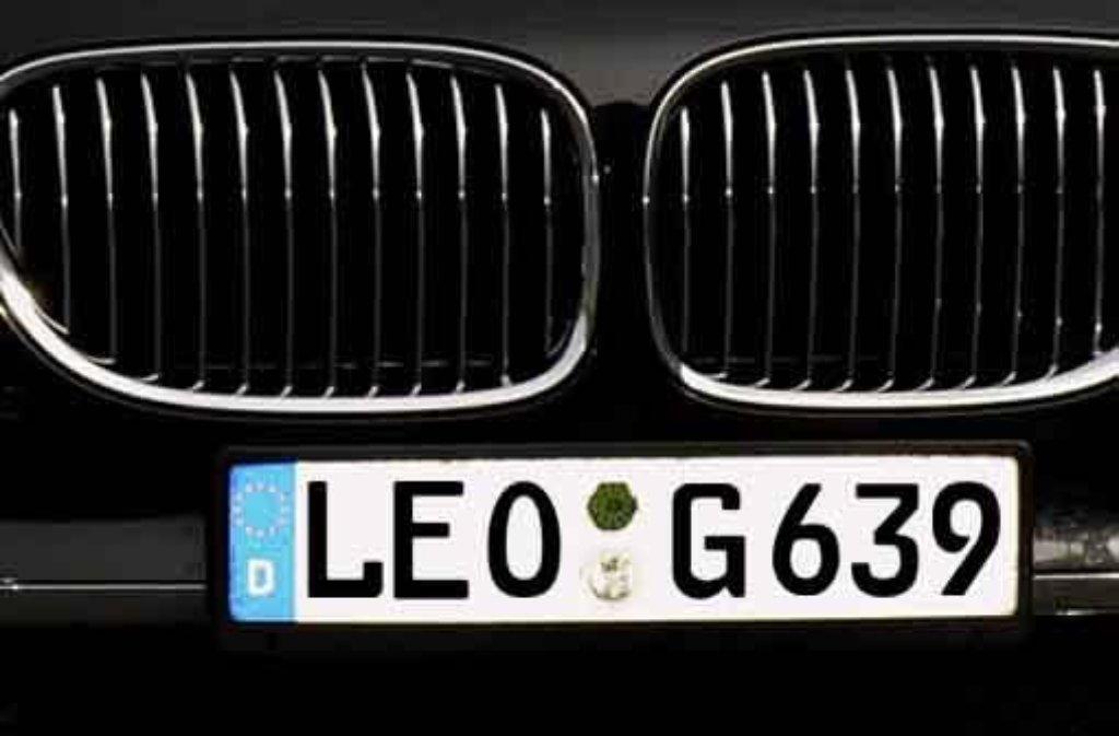 Lro Autokennzeichen