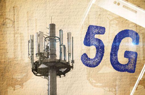 Autobauer im Land errichten eigene 5G-Netze