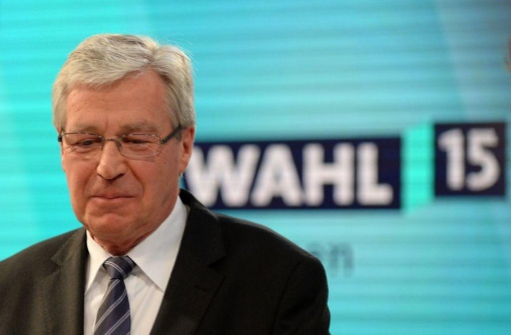 Jens Böhrnsen wird Bürgermeister in Bremen bleiben, aber das Wahlergebnis der SPD ist auch für ihn ein herber Rückschlag. Foto: dpa