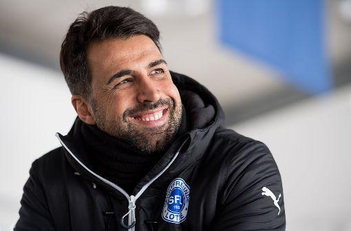 Ismail Atalan trainiert VfL Bochum