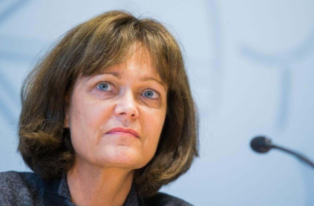 Städtetags-Präsidentin Eva Lohse will die Ballungsräume entlasten. Foto: dpa