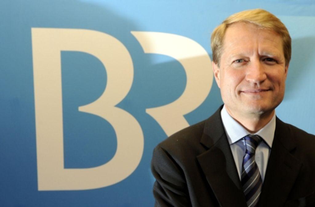 """Intendant Ulrich Wilhelm will """"BR hoch drei"""" ohne Sparmaßnahmen realisieren. Foto: dapd"""