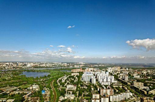 Nowosibirsk als Blaupause