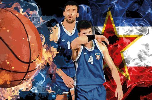 Wie eine Basketball-Mannschaft an Krieg und Nationalismus scheiterte