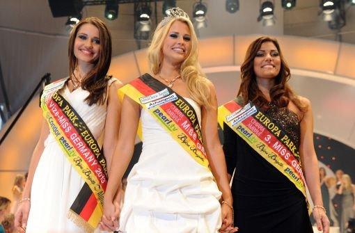 Die neue Miss Germany ist ein Mathefreak