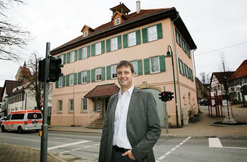 Roman Weiß  im Amt bestätigt