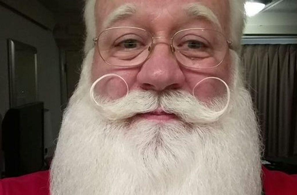 Diese Geschichte rührt auch die erfahrensten Weihnachtsmann zu Tränen. Foto: Facebook/Erik J. Schmitt-Matzen
