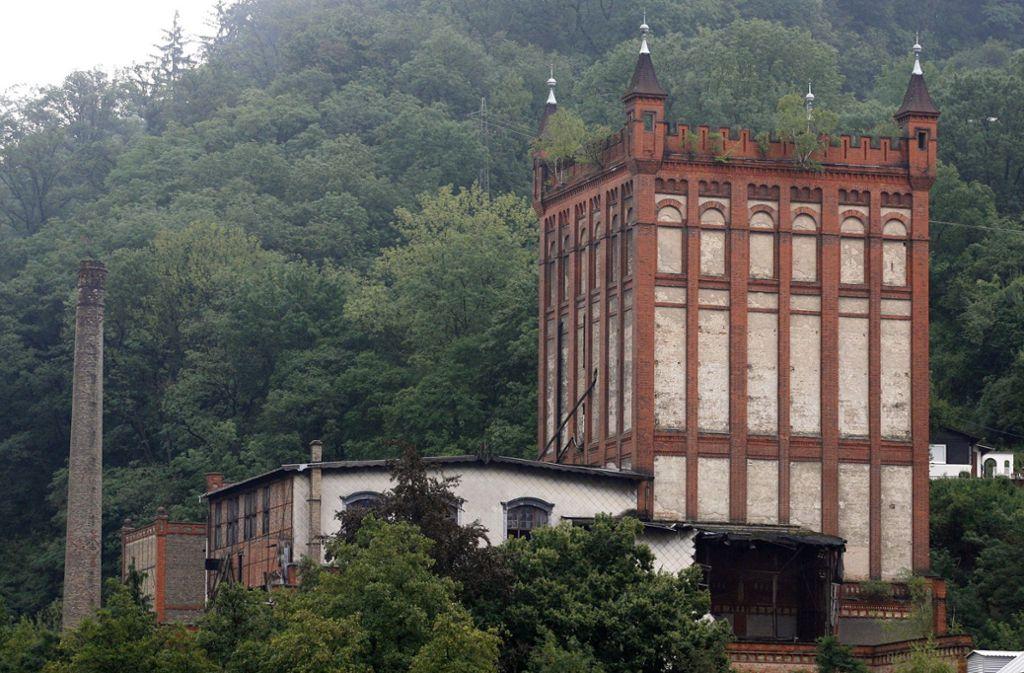 Die Hildebrandsche Mühle ist droht zu verfallen. Foto: dpa