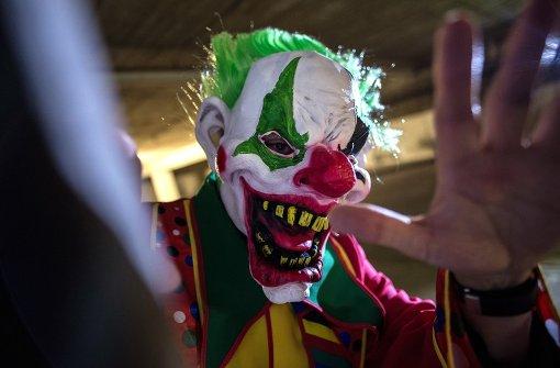 Hysterie um Grusel-Clowns nimmt zu