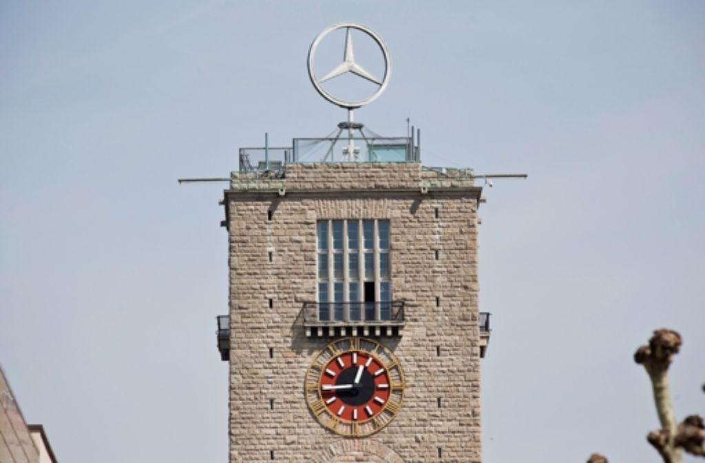 Fritz Kuhn sieht die Zeit gekommen, dass die Bahn Fragen beantwortet. Die Geschichte des Bahnprojekts Stuttgart 21 dokumentieren wir in der folgenden Bilderstrecke. Foto: StZ