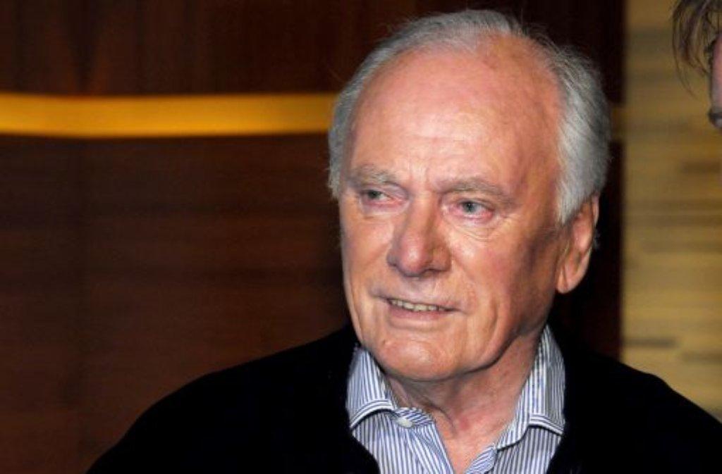 Die Trainer-Legende Udo Lattek ist im Alter von 80 Jahren gestorben.  Foto: dpa