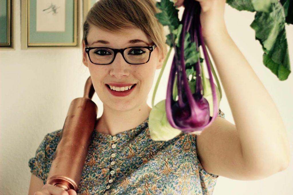 High-Carb-Befürworterin Natalie Friedrich kommt dieses Mal ganz ohne Pasta aus... Foto: Holunderweg 18