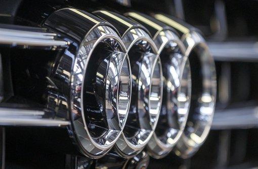 Audi-Werk unter Wasser - Produktion gestoppt