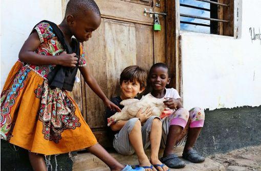 Wie ein Afrika-Aufenthalt zwei Leben verändert hat