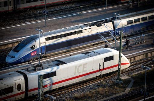 Auch Verbindung zwischen Stuttgart und Paris betroffen