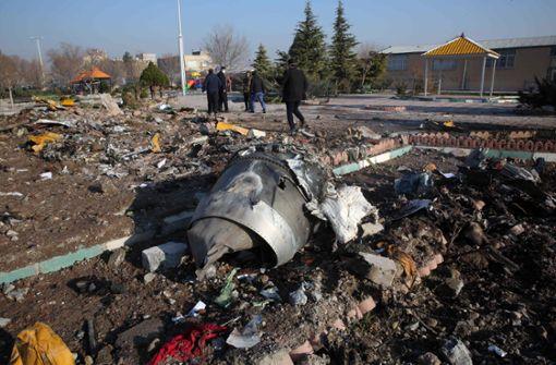Wurde die Passagiermaschine im Iran versehentlich abgeschossen?