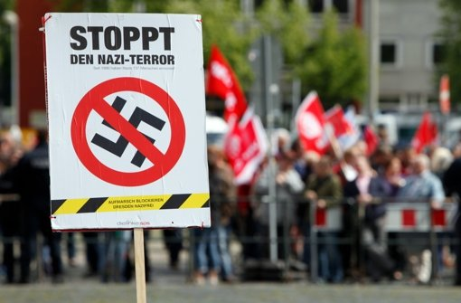 Die NPD will im Falle eines Verbots vor das Straßburger Gericht ziehen. Foto: dapd