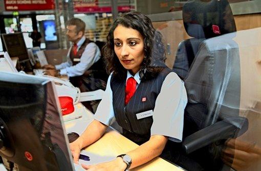 Tausende Bahn-Jobs vom Rotstift bedroht