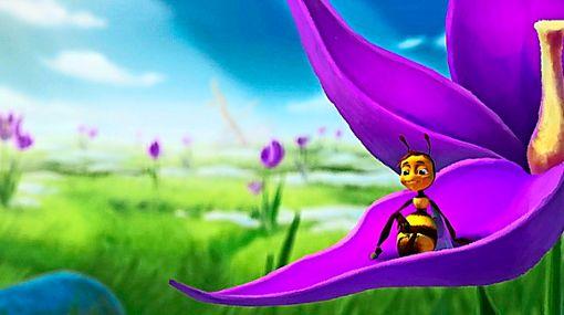 """Der Film """"Frühling"""" von Moritz Mayerhofer erzählt in malerischen Bildern das Erwachen der Welt aus einem unendlichen Winterschlaf. Mit der Biene als Protagonistin."""