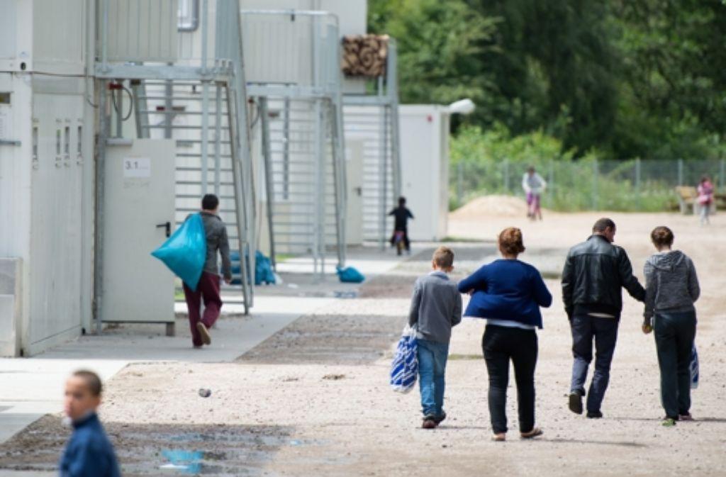 Flüchtlinge Wilhelmsburg